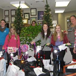 2013 Christmas Donation photo